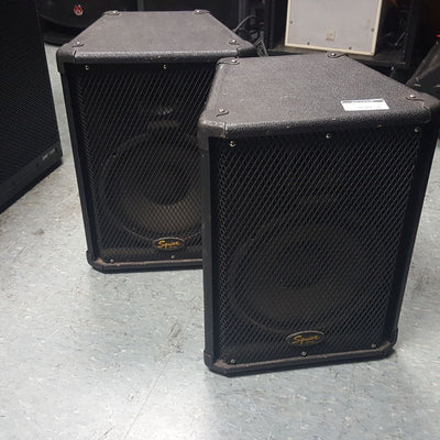 Squier 4 Speaker Monitors