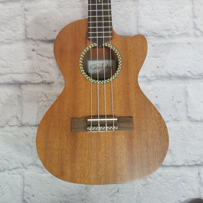 Cordoba 20TM-CE Tenor Cutaway Acoustic-Electric Ukulele