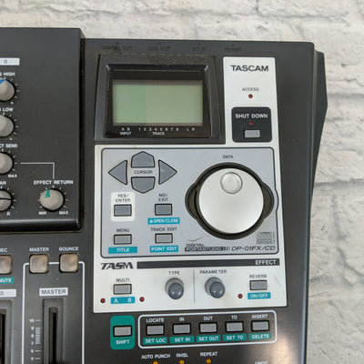 Tascam DP-01FX For Parts