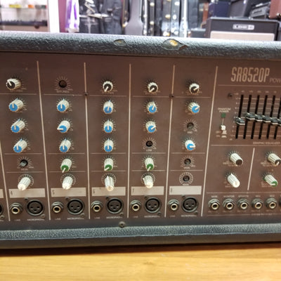 Fender SR8520P Powered Mixer As-Is
