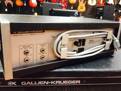 Gallien-Krueger 400B Head