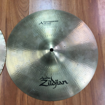 "Zildjian Mastersound 14"" Hi Hats"