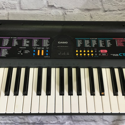 Casio CTK480 Keyboard - No Power Supply