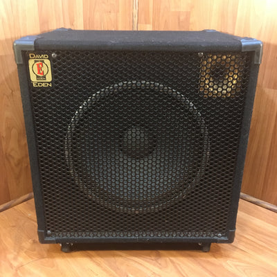Eden D-115T 15in 200w Bass Cabinet