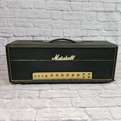 Marshall Super Lead 100 1973 Guitar Head with road case