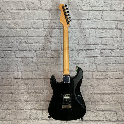 Squier Bullet Stratocaster Black - Project Guitar