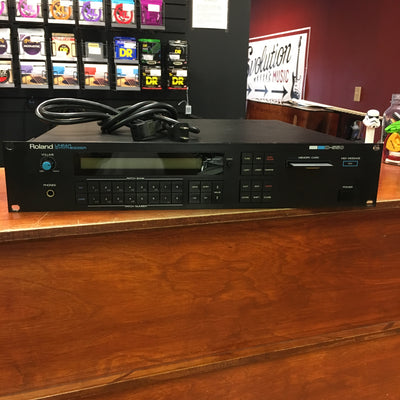 Roland D-550 Rack Synthesizer w D50 Memory Card