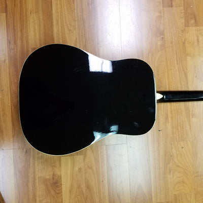 Stagg SW203 Acoustic Guitar Black