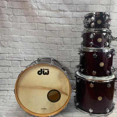 2005 DW Collector's Series 5 Piece Drum Set