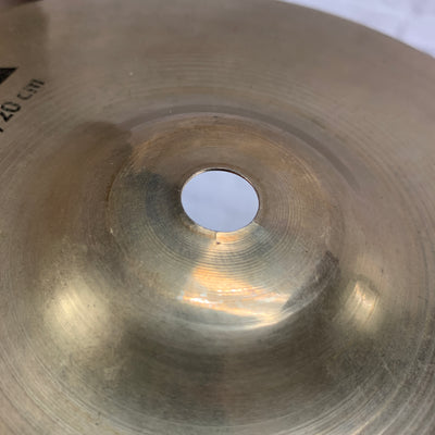 Sabian AAX 8 Splash