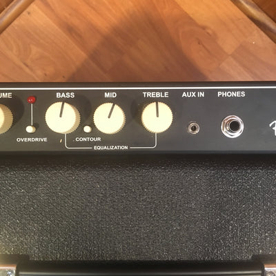 Fender Rumble 25w Bass Combo