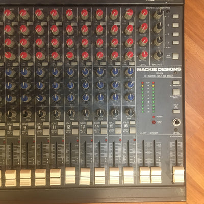 Mackie CR-1604 16 Channel Mic Line Mixer