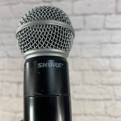 Shure SLX2 SM58 Wireless Mic  AS IS
