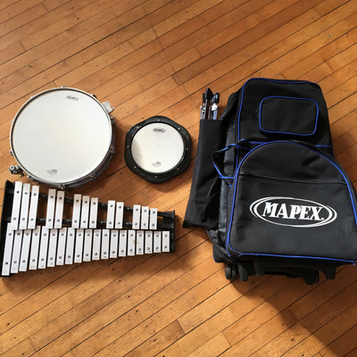 Mapex Bell & Snare Kit