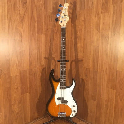 ** J. Reynolds 4 String Bass