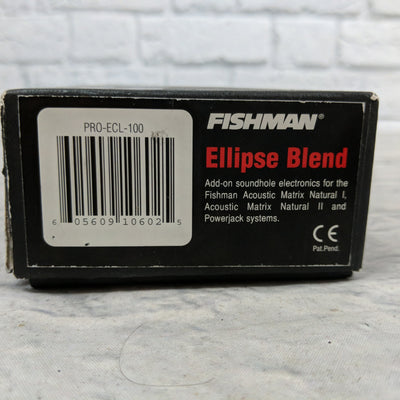 Fishman Ellipse Blend Pickup