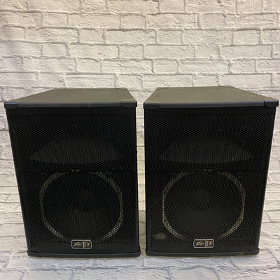 "Peavey Scorpion SP5 15"" Passive Speaker Pair"