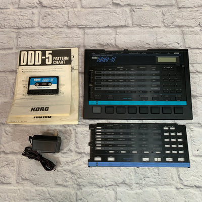 Korg DDD-5 Dynamic Digital Drum Machine