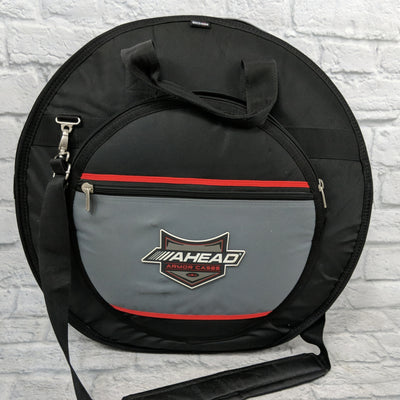 Ahead Armor Cases Cymbal Silo Deluxe Cymbal Bag AR6023RS