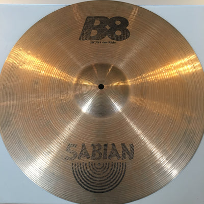 Sabian B8 20in Ride Cymbal