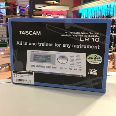 Tascam LR-10 All-In-One Trainer