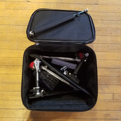Pearl P-2002C PowerShifter Eliminator Double Pedal w/ Case