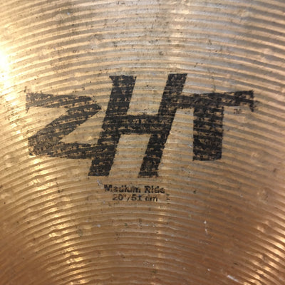 Zildjian 20in ZHT Medium Ride