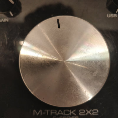 M-Audio M-Track 2x2 C-Series Interface