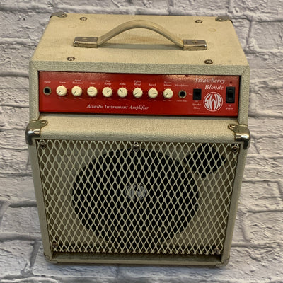 SWR Strawberry Blonde Acoustic Guitar Amp