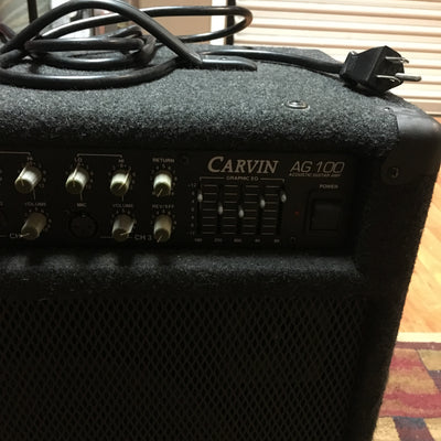 Carvin AG100 Acoustic Guitar Combo Amplifier