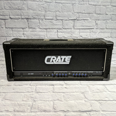 Crate GX-1600 Solid State Head
