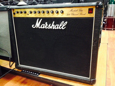 Marshall Fifty Model 5212 w/cover