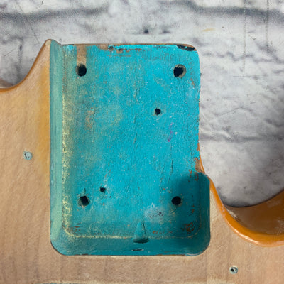 Unknown Telecaster Body - Routed Poorly AS IS
