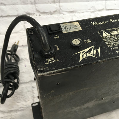 Peavey Classic Series Stereo Tube Power Amp