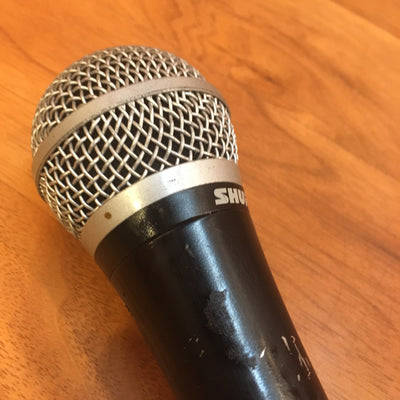 Shure PG58 Vocal Dynamic Microphone