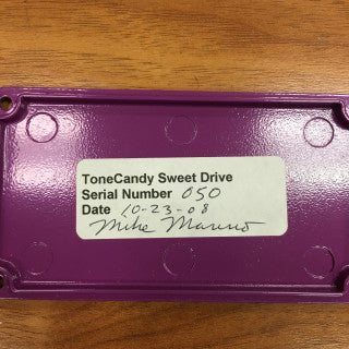 Tone Candy Sweet Drive Distortion Pedal