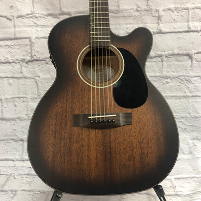 Mitchell T333CE-BST  Spruce Top Auditorium Guitar