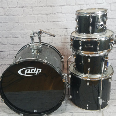 PDP Centerstage 5pc Drum Kit 22 16 14 12 10
