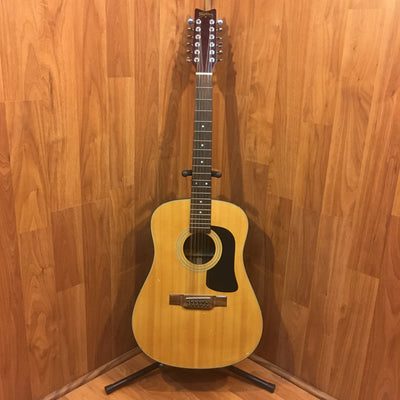 Washburn D12N 12-String Acoustic Guitar