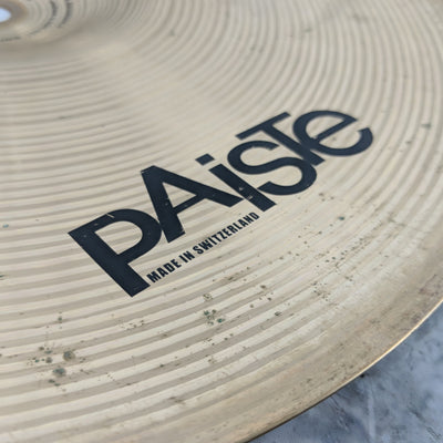 "Paiste 14"" Signature Sound Edge Hi-Hat Cymbals (Pair) Traditional"