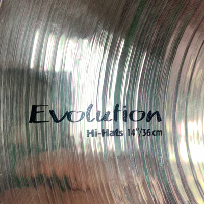 Sabian HHX Evolution Hi Hats 14