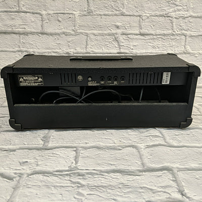 Crate GT1200H 3-Channel 120-Watt Solid State Guitar Amp Head