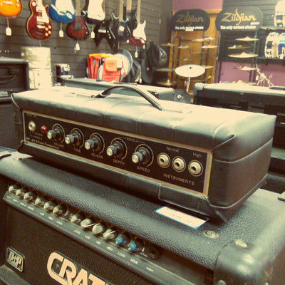 60's Made In Japan Guitar Amp Head