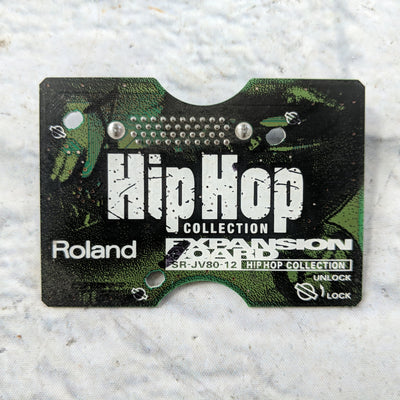 Roland Hip Hop Collection Expansion Board SR-JV80-12