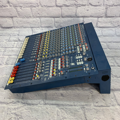 Allen and Heath 14 Ch WZ 14 4 2+ Mix Wizard 4 Group Mixer