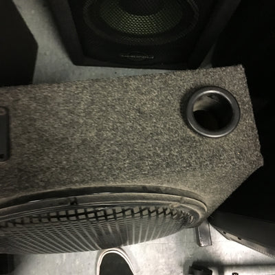 Altec Lansing 15in Cabinet w 1221A Crossover