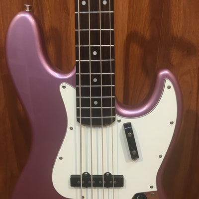 ** Squier Fender 4-String Precision Bass Partscaster