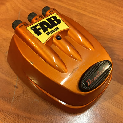 Danelectro FAB Flanger Pedal