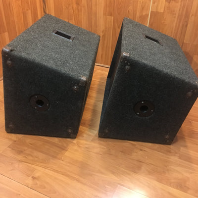 "Sonic Custom w/ Black Widow 15"" Speaker Pair"