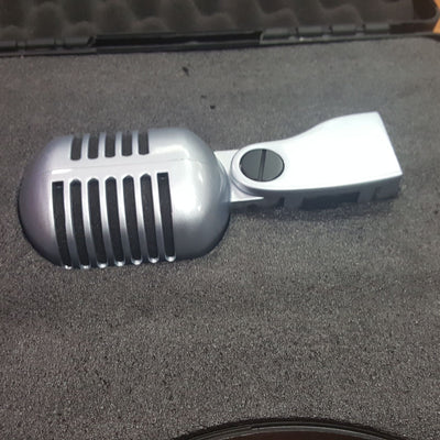 AP Audio AMP55 Microphone w Case